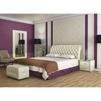 Мягкая кровать Эрмитаж - фото