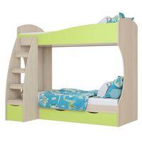 Кровать детская двух-ярусная  Пионер - фото