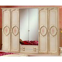 Шкаф Роза 6-дверный - фото