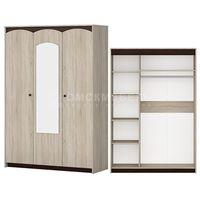 Шкаф Ева 3-дверный - фото