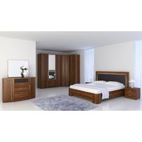 Спальня Роксана с 3-дверным шкафом - фото
