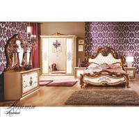 Спальня Анита с 4-дверным шкафом - фото