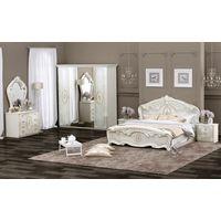 Спальня Флоренция с 4-х дверным шкафом - фото
