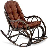 Кресло-качалка с подножкой 05/17 Promo - фото