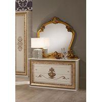 Спальня Анита комод с зеркалом - фото
