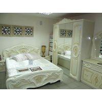 Спальня Роза с 4-дверным шкафом (Интердизайн) - фото
