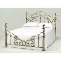 Кровать Каролина 9603 металлическая Малайзия - фото