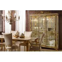 Гостиная Катя Витрина 3-х дверная - фото