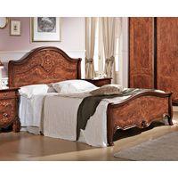 Спальня Элизабет - кровать с тумбами - фото