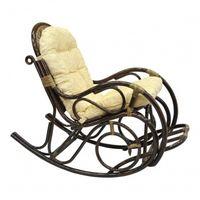Кресло-качалка с подножкой 05/11 - фото