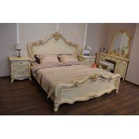 Кровать Мона Лиза крем - фото
