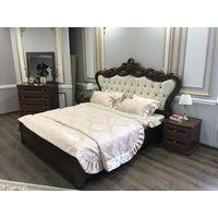 Кровать Афина орех караваджо - фото