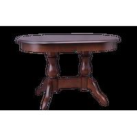 Стол обеденный из массива Аркос-19 - фото