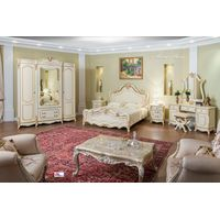 Спальня Мона Лиза с 4-дверным шкафом, кровать 160*200 - фото