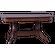 Стол обеденный из массива Аркос-18-1 - фото