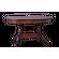 Стол обеденный из массива Аркос-19-1 - фото